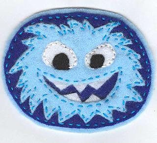 Yeti badge