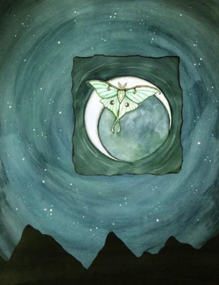 Celestial awakening luna